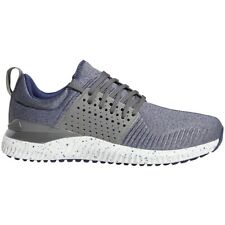 Adidas Adicross Bounce Mens Spikeless Golf Shoes Dark Blue/Grey - Pick Size