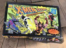 X-Men Alert Adventure Board Game