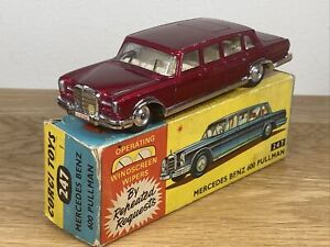 Corgi Toys Mercedes Benz 600 Pullman 247 Diecast Model Large Collection