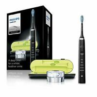 Philips Sonicare DiamondClean Rechargeable Electric Toothbrush (Black)