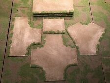 """28mm, 5""""  Road Set, 15pc  PAINTED"""
