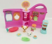 LPS Littlest Pet Shop Doggie Diner Playset Accessories Animals Take Out