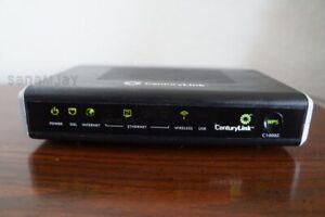 Centurylink Zyxel C1000Z VDSL2 DSL 4-Port Modem with Wireless Router