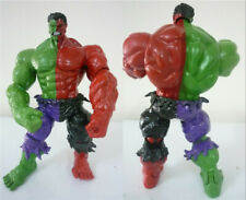 Marvel Universe Comic Exclusive COMPOUND HULK Figure Red Green Toy Model 9'' New