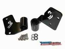 Mirror Relocation Bracket Pair W/O Quick Release Knob for Jeep Wrangler TJ 97-02