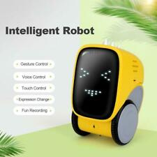 Intelligent Remote Control Robot Smart Voice Gestures Touch Sensor Kids Toy Gift