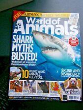 World Of Animals Magazine Issue 62 (new) 2018