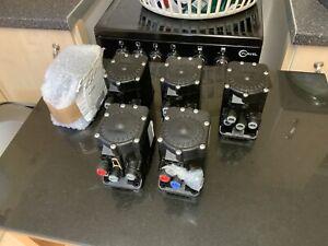 G56 beer Gas Pump Set Of 5