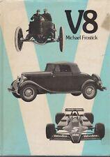 V8, MICHAEL FROSTICK, BEAULIEU BOOKS, NEW 1979 CAR BOOK, Dust Jacket, On Saie