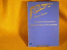 Rudolf Steiner - Weihnachtsmysterium Novalis Christuskünder - Anthroposophie