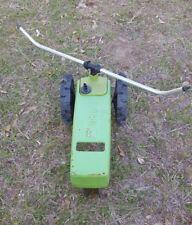 Melnor Cast Iron Tractor Walking Traveling Lawn Sprinkler Rancher 2 Speeds