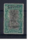Belgisch Congo URUNDI con 11 rare (1916) plakker - mh - x