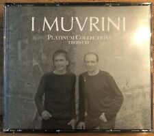 I MUVRINI - PLATINUM COLLECTION - 3 CD (BOOKLET)