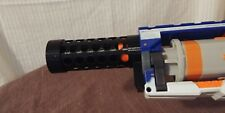 3D Printed Nerf Barrel Extension-Nerf Stryfe and other twist lock nerf guns