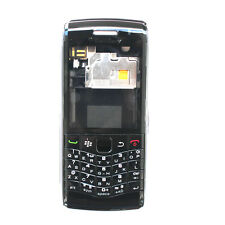 New For Blackberry 9100 battery cover /frame /Keypad Full Housing Black Generic