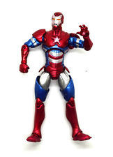 """Marvel Universe 3.75"""" Ironman Iron Patriot The Avengers Loose Action Figure"""
