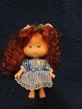 Vintage 1991 TCFC Strawberry Shortcake Doll