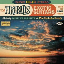Exotic Guitars From The Clovis Vaults (CDLUX 004)