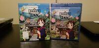 Okko's Inn (Blu-Ray+DVD) Same Day Shipping read Below w/Slipcover