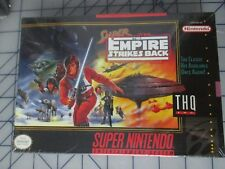 Super Star Wars The Empire Strikes Back Nintendo SNES 1993 NEW SEALED free ship