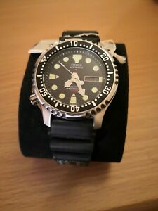 Citizen Promaster Automatic Divers watch. 43mm stainless Steel case