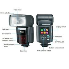 Nissin Speedlite Di866 MARK II Shoe Mount Flash Canon Fit