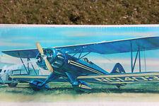 "RC Balsa Kit Airplane Kit - Pica Prod Waco YMF.3 Biplane  - Wingspan  60"""