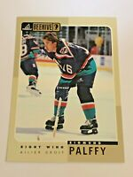 1998 Pinnacle Beehive Hockey 5x7 Base Card - Zigmund Palffy - New York Islanders