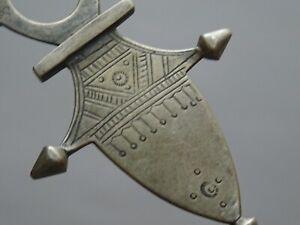 Cruz Touareg Teneghelt Tuareg Cross Níger (2)