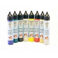 Candle Pen Daily Art  Liquid Wax-Based Paint Craft Decoration - Decoupage 25 ml
