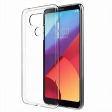 LG G5 Ultra Slim Fit Clear Soft TPU Silicone Protective Back Cover Case LG G5