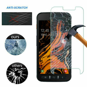 Real Tempered Glass Film Screen Protector For Samsung Galaxy Xcover 4