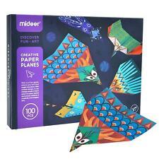 Mideer Puzzles & Jeux Créatif Papier Avions Enfants Amusant Artisanat Activité