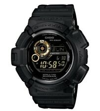 Casio G Shock * G9300GB-1 Solar Mudman Twin Sensor Black & Gold COD PayPal