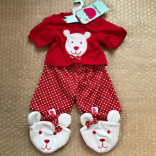 Build a Bear / Design A Bear Outfits x 5 Brand New! Free p&p