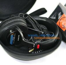 Estuche Caja Y Bolsa Bolsa grupos para Sony Mdr 7506 V6 cd900st cd700 Auriculares