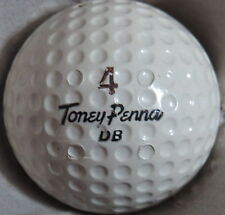 (1) TONEY PENNA SIGNATURE LOGO GOLF BALL (SPORTSMAN LIQUID CENTER CIR 1955) #4