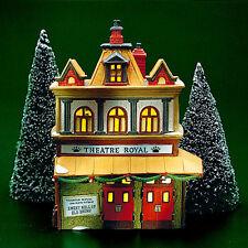 Dept 56 Dickens Village Series Theatre Royal #55840