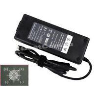 120W AC Adapter Charger Power 24V 5A For EFL-2202W LCD Monitor (4 pin Tip)