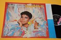 ARETHA FRANKLIN LP THROUGH THE STORM ORIG GERMANY 1989 NM