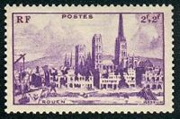 "FRANCE TIMBRE STAMP N°745 ""CATHEDRALE DE ROUEN"" NEUF XX TTB"