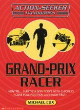 Grand Prix Racer (Action-Seeker Handbooks), New, Michael Cox Book