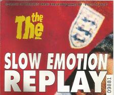 The The - Slow Emotion Replay 1993 limited edition CD single