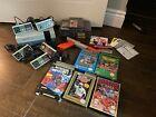 Bundle of 26 Nintendo NES Games & Console Kit - Super Mario Bros Duck Hunt Rygar