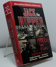 Jack the Ripper Comprehensive A-Z by Maxim Jakubowski and Nathan Braund