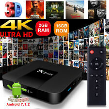 TX3 Mini Android 7.1 4K HD TV Box S905W 2GB 16GB 2.4GHz WiFi Media Player O9H7L