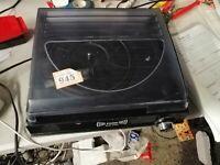 Steepletone Model ST926 Record Player, turntable (945)
