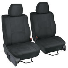 Custom Seat Covers for Ford F-150 04-08 Single Bucket Pair in Black