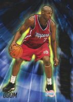 2000-01 Topps No Limit Basketball Cards Pick From List