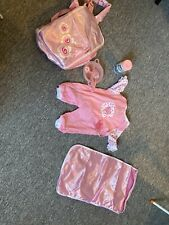 Doll Bag / Clothing / Changing Mat And Accessories